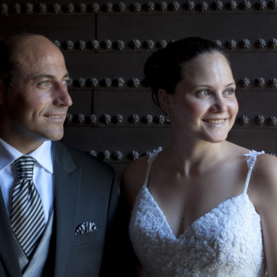 Pedro & María Postboda